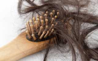 Порча на волосы