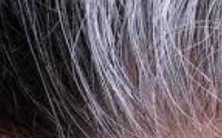 К чему снятся седые волосы