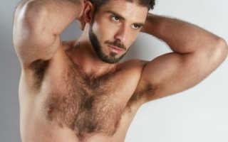 Сонник: Волосатая грудь