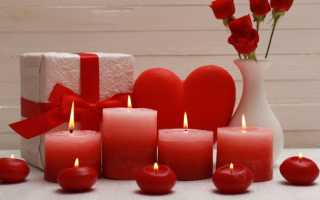 Заговор на красную свечу — читать на любовь